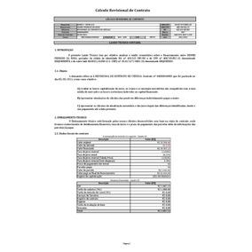 Calculo Revisional C/ Laudo Automático, Petições E Brindes