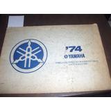 Motocicletas Yamaha 74 Tabela De Preços De Mão De Obra