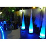 Torre 180cm Completo,debutante,dj,iluminacao,efeito,festa