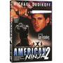 Dvd A Volta Do Guerreiro Americano ( Dublado )
