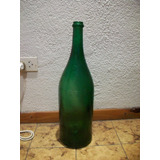 Antigua Botella Botellon De Champagne Espiño De 4 Litros