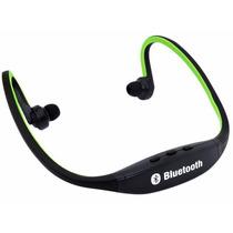 5 Pz Audifonos Diadema Bluetooth Radio Fm Mp3 Ranura Sd