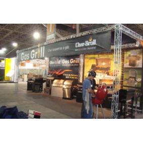 Stand, Box Truss, Treliças, Grid Para Feiras E Exposiçoes