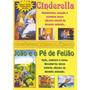 Dvd Cinderella E João E O Pé De Feijão