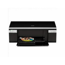 Impressora Epson T50 Imprime Cd+ Bulk Ink + 600ml De Tintas