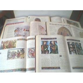 Bíblia Antiga Ilustrada 7 Volumes Novo E Velho Testamento