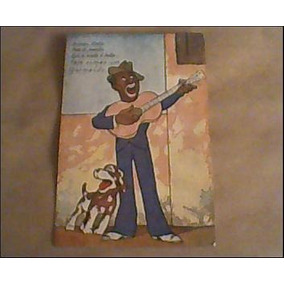 Cartão Postal Antigo- Seresteiro Acorda Estella, Vem À Jane