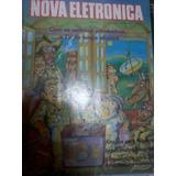 Nova Eletronica Nº80 - 1983 - Com As Antenas Parabolicas