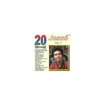 Cd - Jessé - 20 Preferidas - Volume 2 - Mpb 4