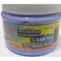 Pulidor Vidrios Parabrisas New Elimina Manchas Lluvia Acida