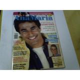 Revista Ana Maria N°95 1998 Capa Luciano Szafir