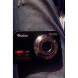 Camara Digital Rollei +sd 4gb Solo Usada Una Vez (nueva)