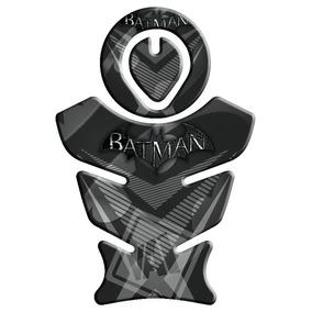 Protetor De Tanque E Boca Honda Bros/xre/tornado Batman