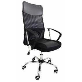 Promoção - Cadeira Presidente Executiva Tela Mesh Com Relax