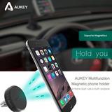 Holder Soporte Magnético Para Celular, Aukey, 2 Magnetos