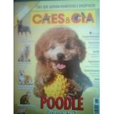R/m - Revista - Cães & Cia Nº 372 - Poodle