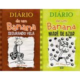 Diário De Um Banana Volumes 7 E 8 - Capa Dura