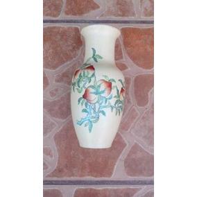 Florero De Porcelana Pintado A Mano Hecho En Hong Kong¡¡¡¡¡¡