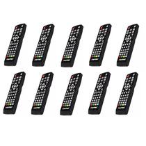 10 Controles Originais Do Conversor Digital Aquário Dtv5000