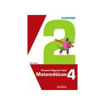 Matemáticas 4. Cuaderno 2. (en Línea) Luis Ferrero De Pablo