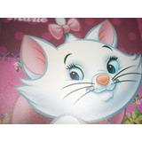 Porta Cd/dvd Gatinha Marie - Disney - Mks Presentes