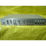 Mixer Tarkus Tx-10 - Prata - P/ 4 Microf. - Super-conservado