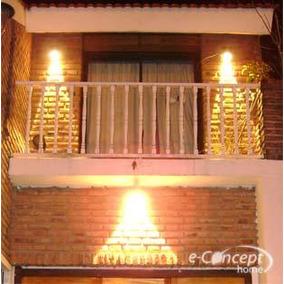 Luminaria Exterior Para Varanda E Terraço