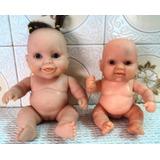 Boneca Lote 2 Bebezinhos Da Cotiplás (379)