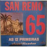 San Remo 65 - As 12 Primeiras Classificadas - 1965