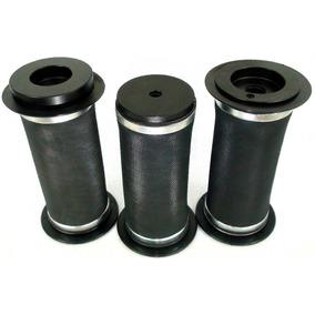 Kit 2 Bolsas Dvr 8mm Em Aço Suspensão Ar