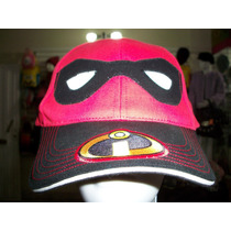 Gorra The Incredibles D Los Increibles Nueva Etiquetada Niño