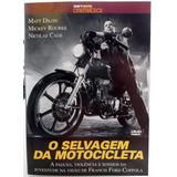 Selvagem Da Motocicleta - Dvd - Original - Coppola - Raro