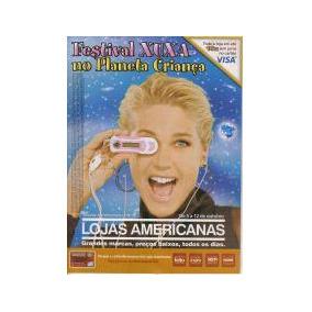 Jornal De Ofertas Lojas Americanas * 05 A 12/10/06 * Xuxa