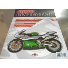 L - 170 Catálogo N. 25 Motocicleta Benelli Tornado Tre 900