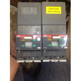 Interruptor Termomagnetico Abb 100 Amperes De Caja Moldeada