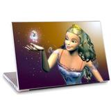 Skin Adesivo Notebook Barbie Tv Filme Desenho Skdi1671