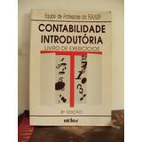 Contabilidade Introdutória-livro De Exercícios-atlas 1996