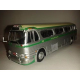Miniatura Ônibus Morubixaba Gmc Pd4104 Esc 1:72 Tipo Cometa