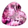 Topacio Rosa Corazon 4,17 Carats 100% Natural
