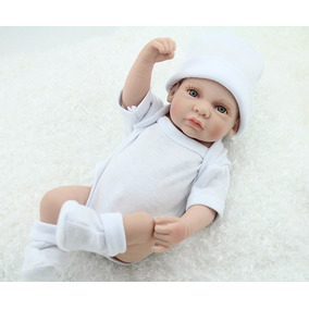 Promoção Boneca Bebe Reborn Menino Davi