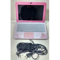 Netbook Sony Vaio: 10,1 Pol, 2 Gb Ram, 250 Gb Hd, Atom N470