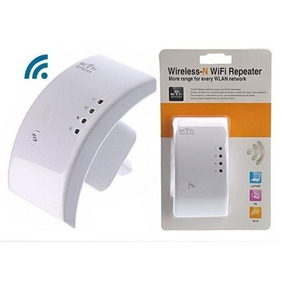 Repetidor De Sinal Wifi Wireless Expansor Roteador 600mbps