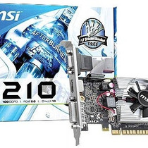 Tarjeta De Video Geforce 210 1gb Ddr3 Pci-e 2.0 Nvidia