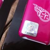 Carcasa Protectora Ipod Touch 4ta Gen Titans Nfl Official