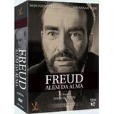Freud, Além Da Alma (dvd Duplo) Raro Cult Jung Frete Gratis
