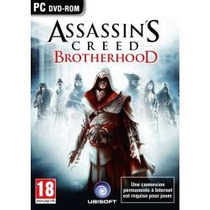 Jogo Assassin`s Creed Brotherhood Para Pc Original E Lacrado