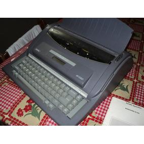 Maquina De Escever Eletrônica Royal - Rt6300