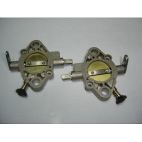 Base Dupla Do Carburador Solex Komb Fusca Brasilia E Variant