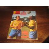 Manchete Nº 934 Março De 1970 Copa 70 A Volta Do Tostão
