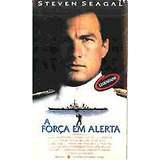 Vhs - A Força Em Alerta - Steven Seagal, Tommy Lee Jones